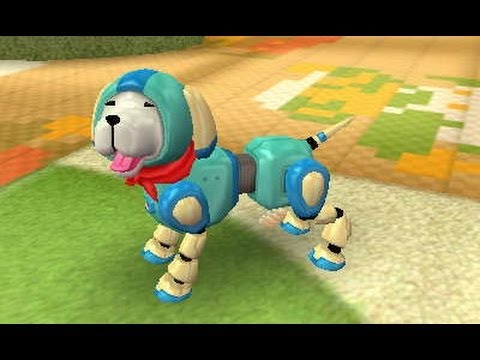 Nintendogs Cats Mario Kart