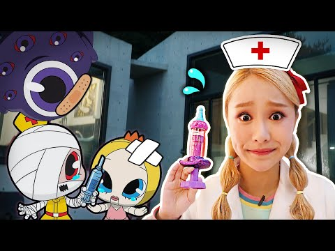 [Ghost specioal] Sinbi Apartment Ghost hospital pretend play