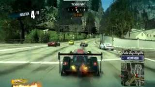 Burnout Paradise : The Ultimate Box (gameplay)