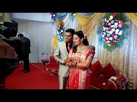 Wedding Konkani Style   Shubhangi Keer Daugher's Marriage