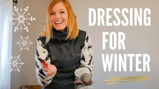 How to Dress for the Cold Weather - Montana Living