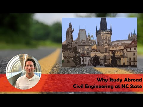 Why Study Abroad - Civil Engineering at NC State