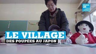 Le village des poupees au Japon