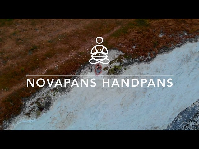 Handpans by NovaPans | Beachy Head, UK | NovaPans Handpans