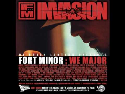 Fort Minor - Bloc Party (feat. Apathy and Styles of Beyond) with lyrics