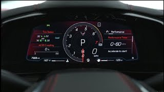 homepage tile video photo for Accelerated Preparation: Digital Instrument Display | Chevrolet