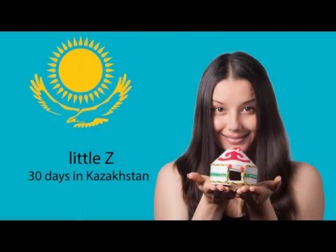 30 Days in Kazakhstan Vlog  Day 3 (More money, more banks, and my passport)