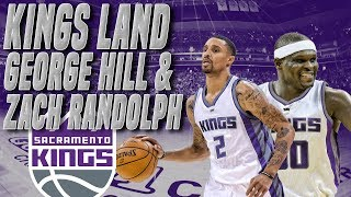 Kings strike deal with george hill and zach randolph. great moves?