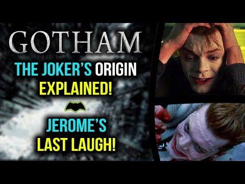THE JOKER IS BORN! - Gotham 4x18 Review & Breakdown!