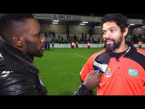 MATCH: RD CONGO - NIGERIA 2-0 A VISE BELGIQUE