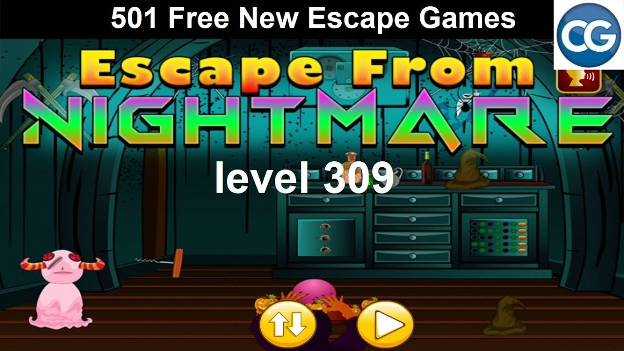 Walkthrough 501 Free New Escape Games Level 309 Escape