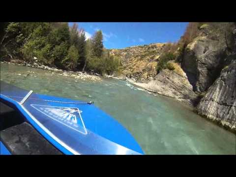 Skippers Canyon Jet Boat
