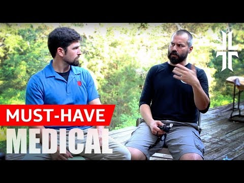 MUST-HAVE Medical Items with Special Forces Medic Jay Paisley, ret.