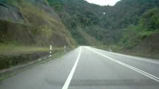 Cameron Highlands new highway road