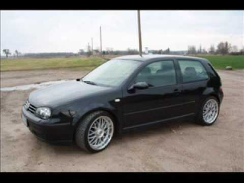 VW Golf 4 Black Magic Tuning YouTube