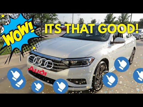 2019 Volkswagen Jetta SEL- THE AFFORDABLE AUDI
