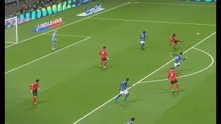 Strasbourg vs EA Guingamp | Ligue 1 | Journée 20 | 12 Janvier 2018 | PES 2018