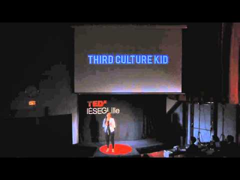 Being a Third Culture Kid | Christine Chen | TEDxIESEGLille