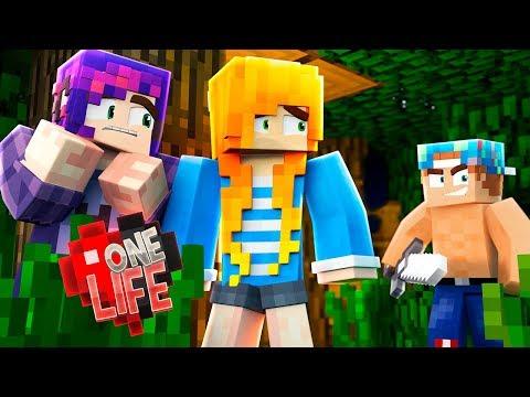 THE PURGE!   One Life Season 2 - Minecraft...