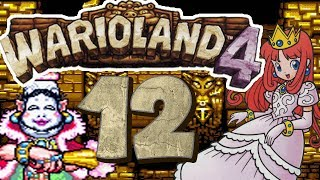 Let's Play Wario Land 4 Part 12: Final Boss - Golden Diva [ENDE]