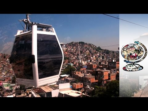 How is Brazil Tackling Problems in the Favelas?
