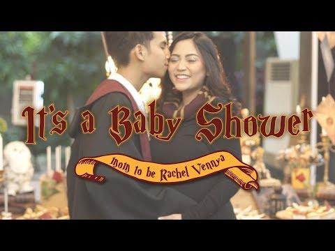 MY BABY SHOWER! - Hogwarts Theme