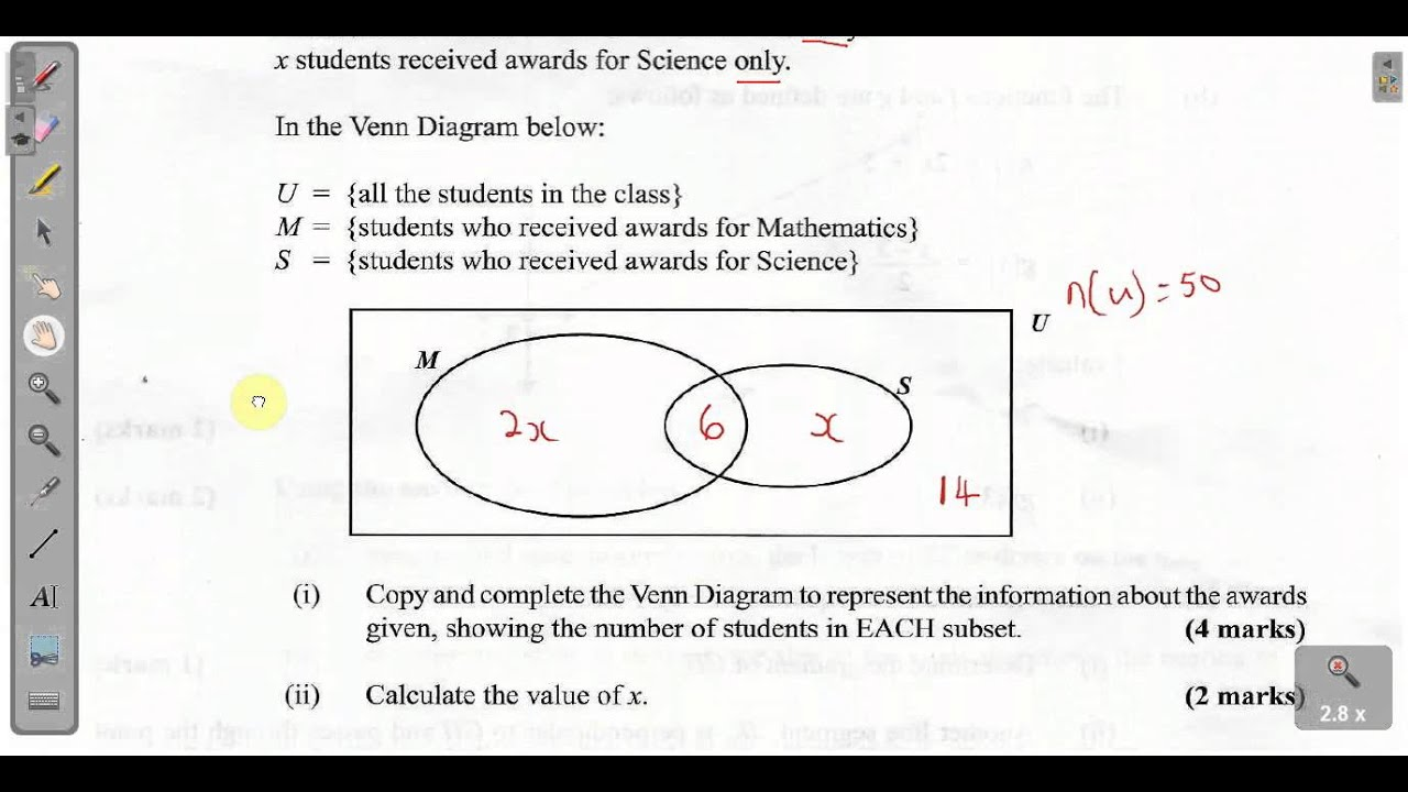 Csec cxc maths past paper 2 question 3a january 2013 exam solutions csec cxc maths past paper 2 question 3a january 2013 exam solutions act math sat math ccuart