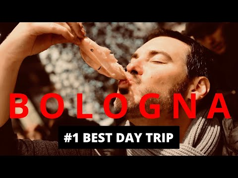 A Day In Bologna Italy (FICO Eataly World)