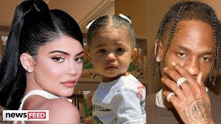 Kylie Jenner's Trust Issues & More Babies Caused Travis Scott Split?!?