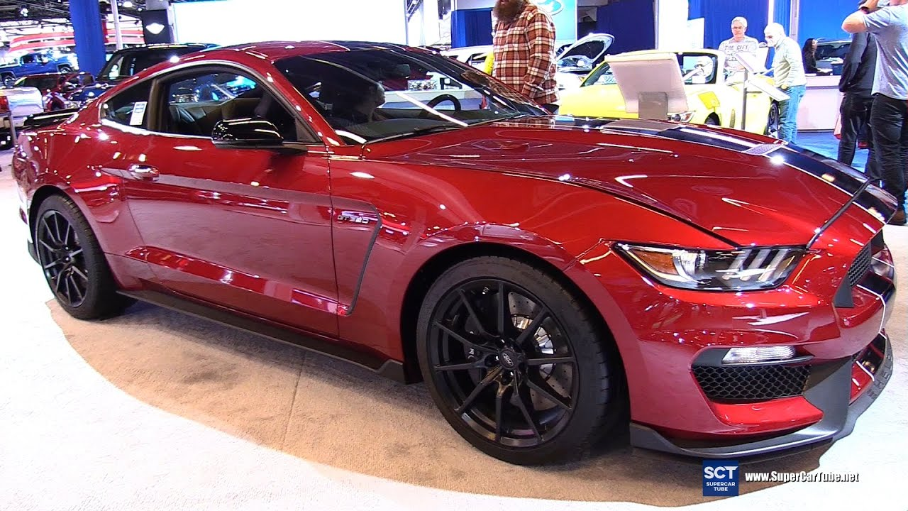 2017 ford mustang shelby gt 350 - exterior and interior walkaround