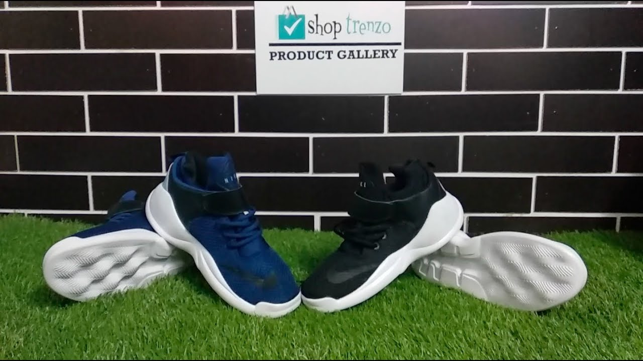 Nike Kwazi Running Sports Shoe Overview - 7 A Replica