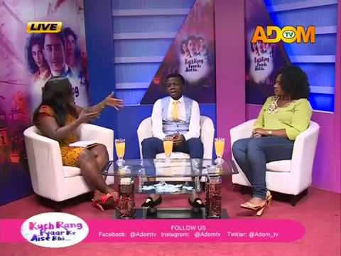Kuch Rang Chat Room - Adom TV (9-4-18)