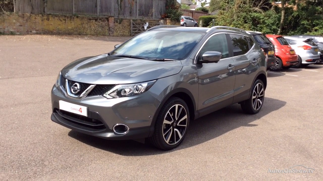 nissan qashqai tekna dig t grey 2014 youtube. Black Bedroom Furniture Sets. Home Design Ideas