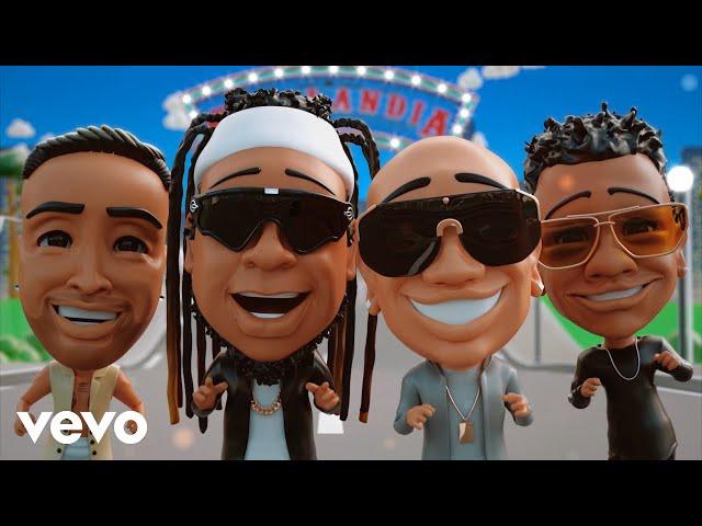 Gente de Zona - Poquito a Poco (Official Video) ft. Zion & Lennox
