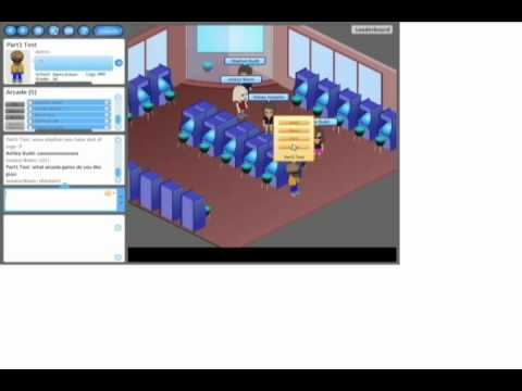 Silo  A Virtual Learning World For High School Students