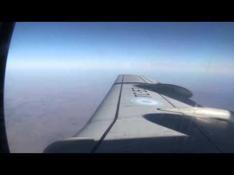 LADE Fokker F-28 Unstable In Flight