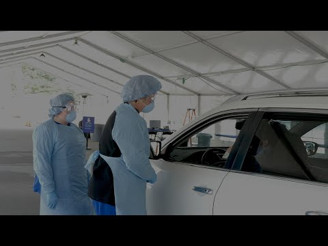 UK HealthCare Begins COVID-19 Drive-Thru Testing For Employees