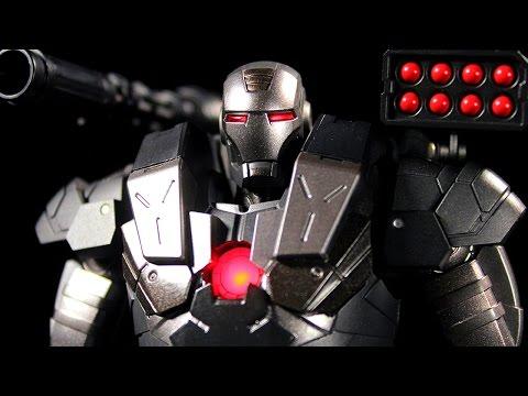 Sentinel RE:EDIT Iron Man #04 War Machine Review