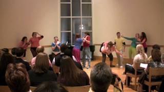 """""""Overdone Broadway Audition Medley"""" - OVERDONE Cabaret"""
