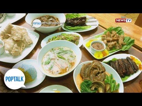 PopTalk: Food trip in Los Baños with Miss Ariella Arida