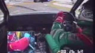 Race Car Driver & His Footwork thumbnail