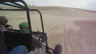 Oregon Dunes Sand Rail Ride