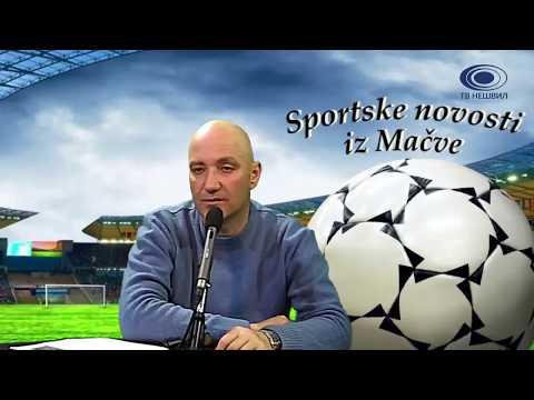 Sportske novosti iz Mačve-Radio Nešvil 19.03.2018.