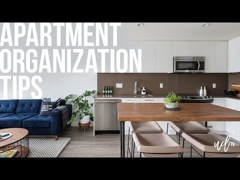 Small Apartment Organization Tips |...
