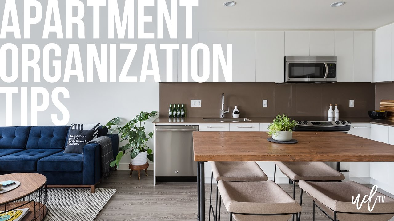 Small Apartment Organization Tips   Organizing DIY and ... on Small Apartment Organization  id=73545