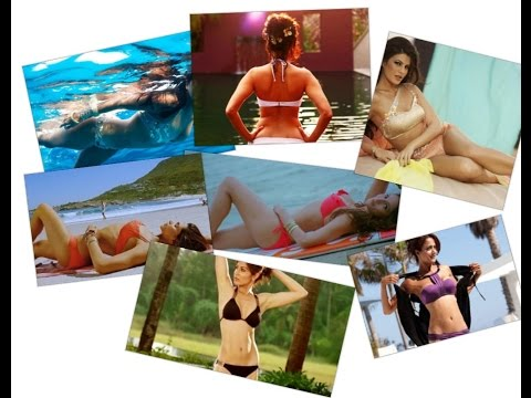 Top 10 Bollywood Actresses In Swimming Costumes