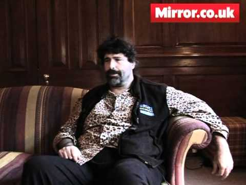 Exclusive: Pro wrestler Mick Foley interview - Part 2