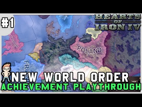 Hearts of Iron IV - New World Order Part 1