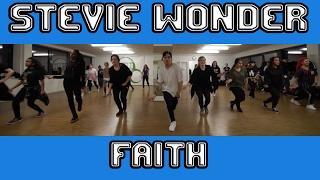 Stevie Wonder ft. Ariana Grande - Faith Dance | Choreographie von Dennis | Kurs Video