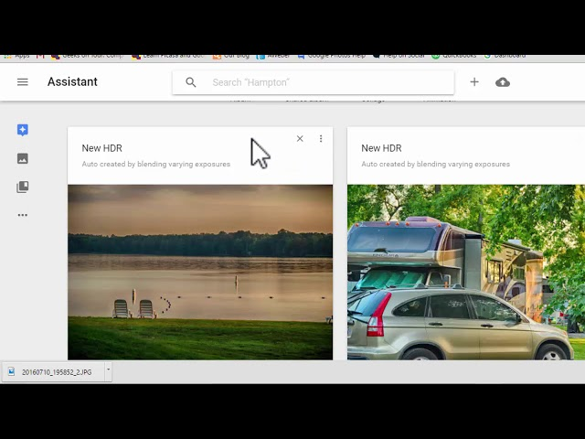 442 Google Photos will make HDR from 3 exposures